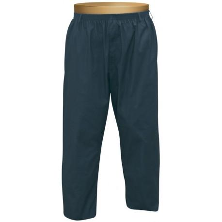 Pantalon Coton  Taille Elastiquée