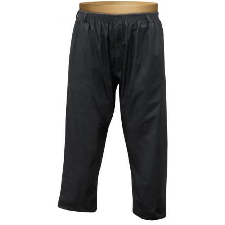 Pantalon Laine Taille Elastiquée